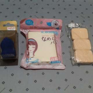Make up/Foundation Sponge Package