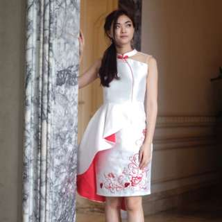 Cheongsam Qi Pao Dress