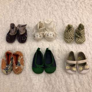 Chateau De Sable Handmade Japanese Mothercare Moulim Roty Baby Shoes
