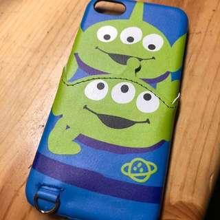 三眼仔 iPhone Case