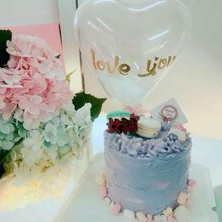情人節禮物 情人節蛋糕 生日蛋糕