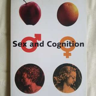 Sex and Congnition