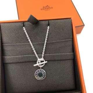 Hermes 925 純銀項鍊