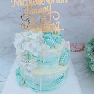結婚蛋糕 婚宴 生日蛋糕