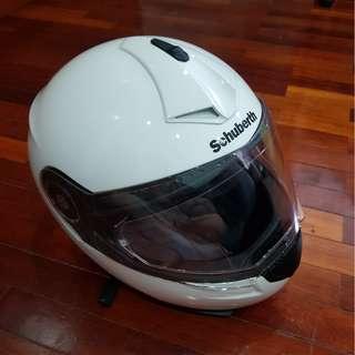 Used Schuberth C3 Pro Modular Helmet