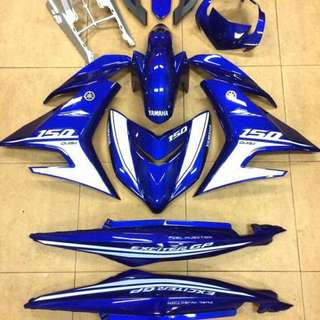 COVERSET Y15ZR EXCITER GP 150 2017
