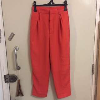GVGV x uniqlo pants