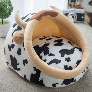Moo Moo Pet bed