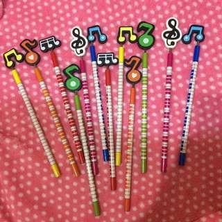 Music Pencil