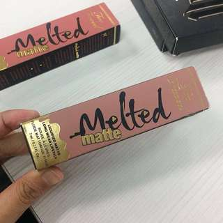 AUTHENTIC: Too Faced Melted Matte
