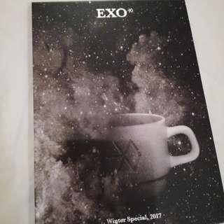 "EXO WINTER SPECIAL ALBUM ""UNIVERSE"" W/O PHOTOCARD"