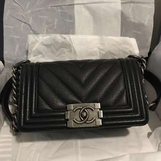 Chanel Boy Mini