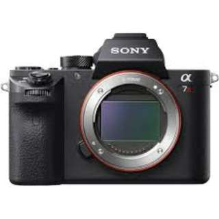 SONY A7RII SALE/ LOOKING FOR TRADE WITH A7S II