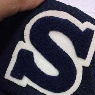 Navy Cap / Snapback