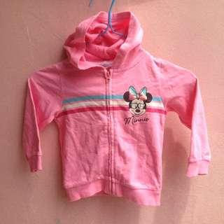 Jaket anak cewek - Merk Disney