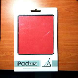 Ipad Mini Red Casing