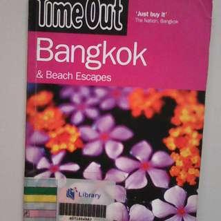 TimeOut Bangkok & Beach Escapes Travel Guide
