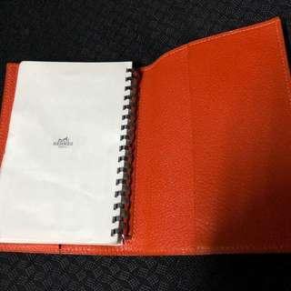 Hermes Grand Modele agenda cover