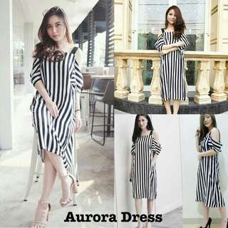 Dress Wanita Aurora fit to L
