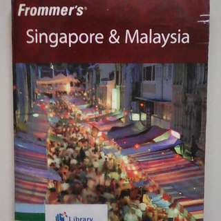 Frommer's Singapore & Malaysia Travel Guide