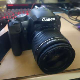 Canon 450D for grab