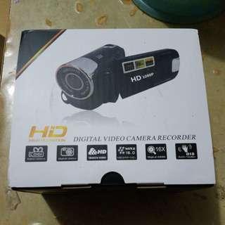 HD攝錄機。