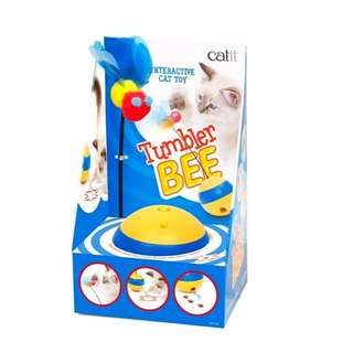 Cats Tumbler Bee Interactive Toy