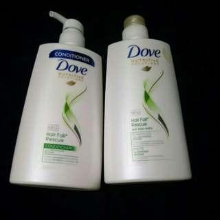 Dove Hair Fall Rescue Kit