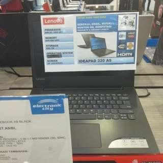Lenovo Ideapad 320 A9 Free 1X Cicilan Tanpa Kartu Kredit Cukup DP