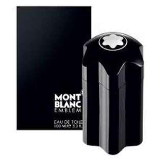Mont Blanc Emblem Cologne (100ml)