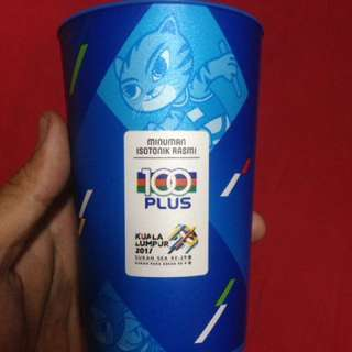 100Plus cup (2017 SEA Games Edition)