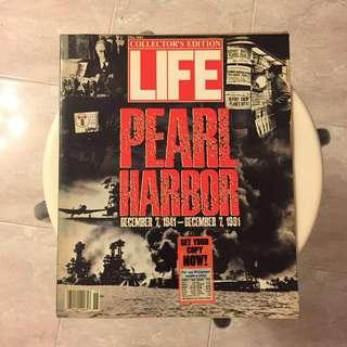 1991 LIFE 雜誌 珍珠港 50週年 特刊