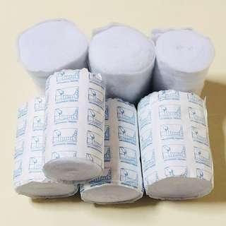 《Giving Away》Bandage Rolls