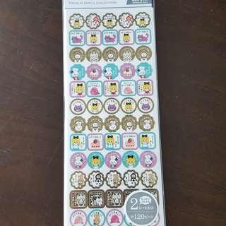 Alice 日本Stickers