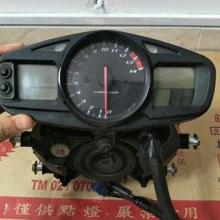 GSR 400 / 600 panel speedometer meter