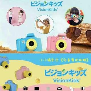 日本VisionKids 小小攝影家兒童攝影相機
