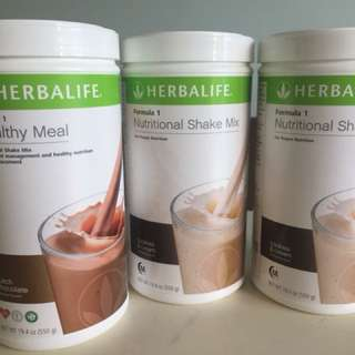 HERBALIFE Nutritional Shake Mix (Brand New)