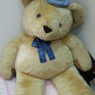 🚚 正版150cm 手工泰迪熊