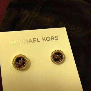 🚚 Michael kors 全新耳環