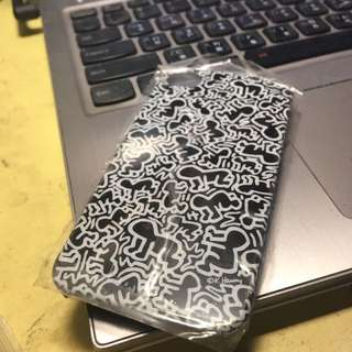 Keith Haring iPhone 4/4s/old SE Case