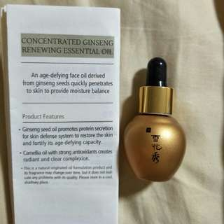 Sulwhasoo Concentrated Ginseng Renewing Essential Oil (5ml)