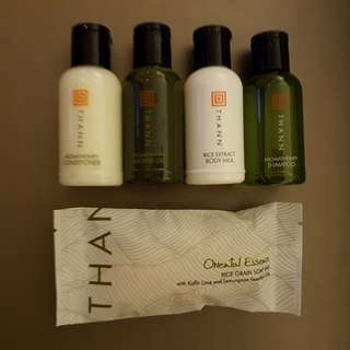 Brand New Thann Travel Toiletries Set