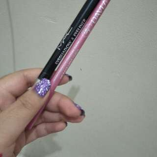 Eyeliner / eyeshadow pencil pink