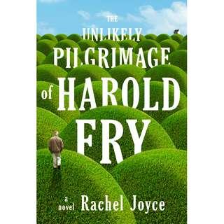 The Unlikely Pilgrimage of Harold Fry (Rachel Joyce)