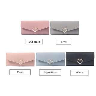 Korean Heart Wallet
