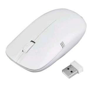 2.4Ghz Wireless Optical Mouse 1000Dpi W/ Nano USB Receiver
