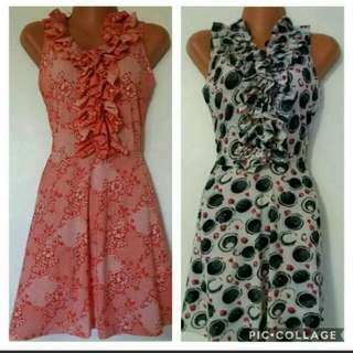Sale 2 Sleeveless Summer Dress
