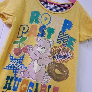 日本潮牌童裝🌟可愛棉質短袖🌟150公分