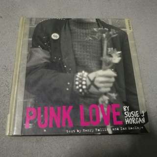 PUNK LOVE book