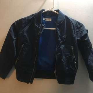 H&M boys jacket size 4-5